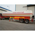 45cbm 20MT LPG Gas Transportation Trailers