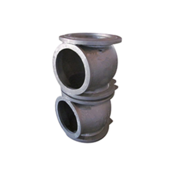 Cast iron ball valve parts