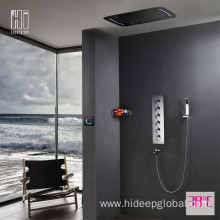 HIDEEP Five Function Thermostatic Rain Shower Mixer