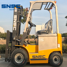 Small 1500KG Electrical Forklift Prices