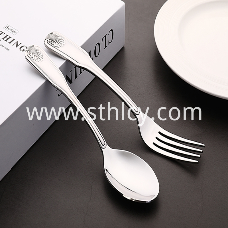 Stainless Steel Restaurant Fork