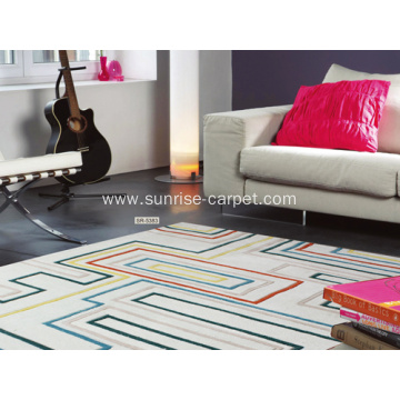 Hand Tufted Carpet with novel Design