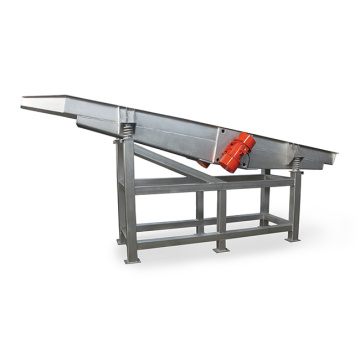 Stainless steel strong vibrating feeder