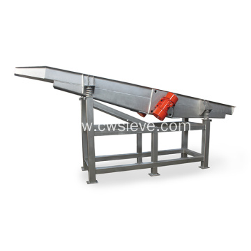 high quality vibration feeding machine vibro feeder