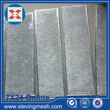 Air Filter Media with Frame