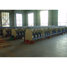 Best Quality for High-Speed Industrial Wire Twister Industrial yarn Two-for-one Twister export to Christmas Island Suppliers