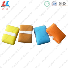 China for Body Sponge Charming Handle Bath Sponge Pad supply to United States Manufacturer