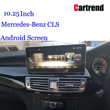 CLS Headunit don Benz W218