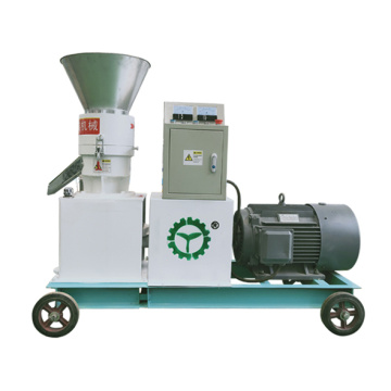 Poultry and Animal Feed Pellet Making Line
