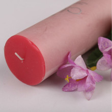7.5CM paraffin wax scented pillar candles