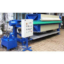 Durable Pharmacy Stainless Steel Filter Press For Industrial