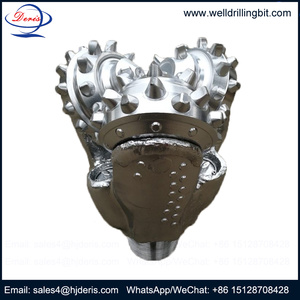 216mm IADC 437 tricone bit for soft layer
