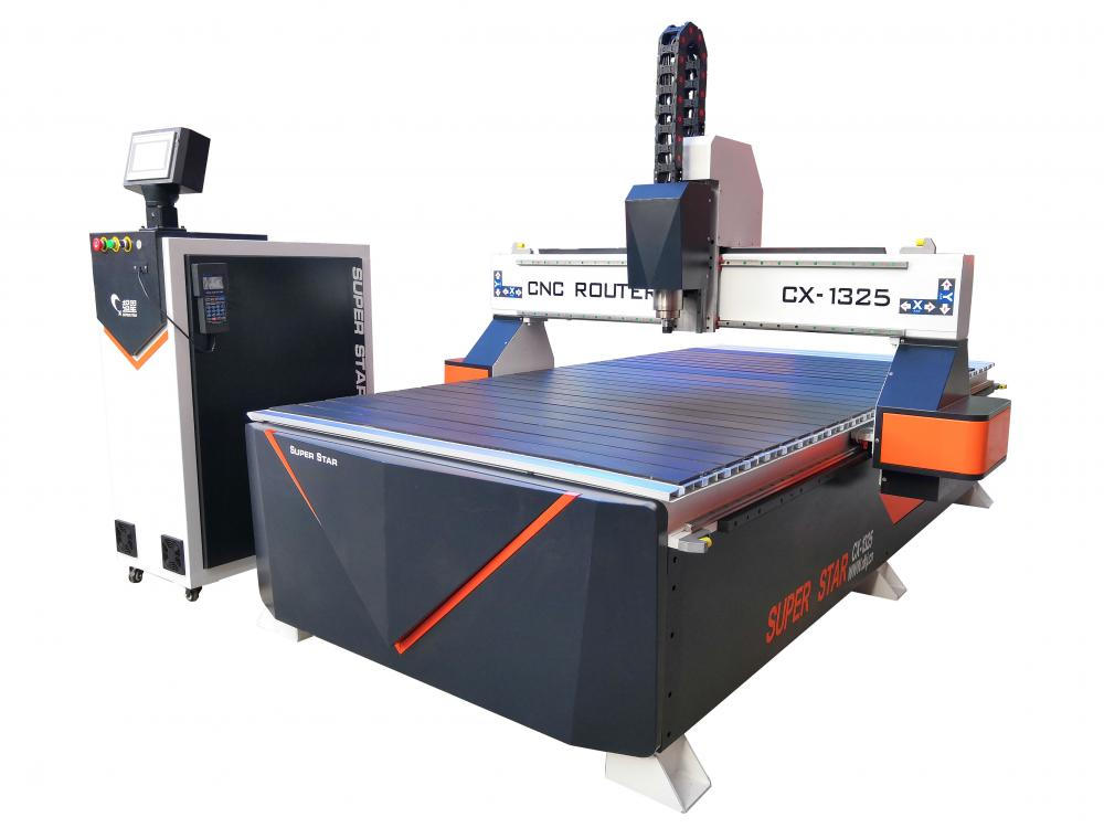 Hot sale four heads cnc router woodworking machine