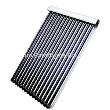 Anti-freezing Heat pipe solar collector