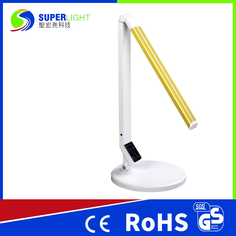 Rotatable LED Study Lamp Color temperature adjust