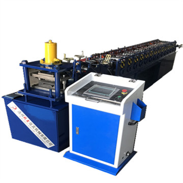 High Speed Metal Roller Shutter Door Machine