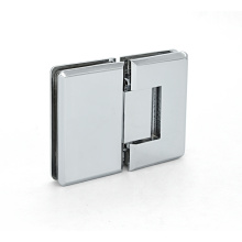 Shower hinges door glass to glass hardware