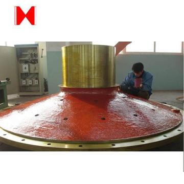 casting  ball mill end cap