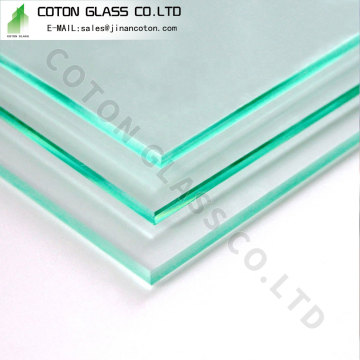 Tinted Tempered Glass Panels