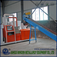 Household Wire/Cable Recycling Plant for Copper