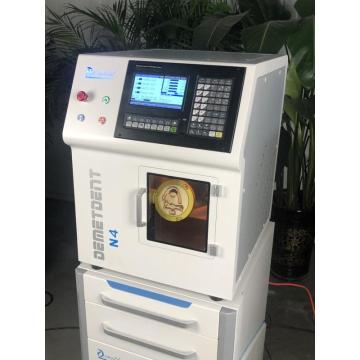 Dental CNC Milling Dry Engraving Machine
