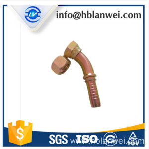 Ordinary Discount Best price for Brass Hose Fitting carbon steel BSP hydraulic hose fitting supply to Poland Factories