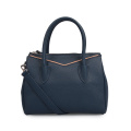 Classic Portable Italian Leather Women Fashion Tote Handbags