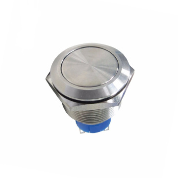 TUV Waterproof 22mm Metal Pushbutton Switch
