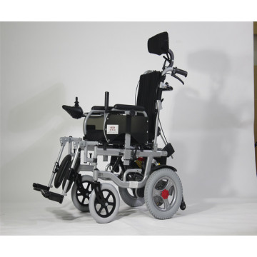 The multipurpose electric wheelchair