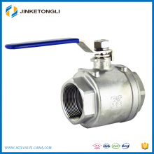 Factory directly new technology save cost 3 inch stainless steel ball valve Chemical Plant