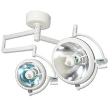 New Delivery for Double Dome Halogen Operating Light,Double Dome Halogen Operating Light,LED Halogen Light Manufacturers and Suppliers in China Ceiling Mounted Double heads Halogen Surgical Light supply to Myanmar Factories