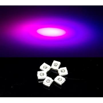 UV LED 385nm SMD Lights 3528 Purple LED