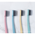 2019 Eco-Friendly Biodegradable Wheat Straw Toothbrush