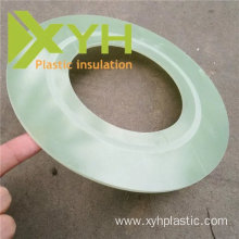 Green FR4 Epoxy fiber glass washer for insulation
