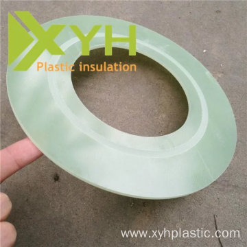 Green FR4 cnc process parts G10 insulation sheet