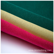 Best Quality for Drapery Interlining Fabric,100% Polyester Woven Interlining Fabric,100% Polyester Garment Interlining Fabric Manufacturers and Suppliers in China Colorful woven fusible interlining fabric for dress export to Bahamas Factories