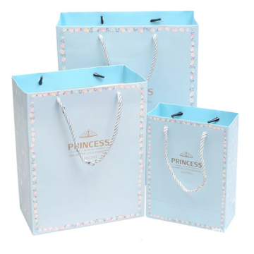 Fashion craft paper bag for sale