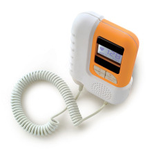 CE Medical Baby Heartbeat Monitor Portable Fetal Doppler