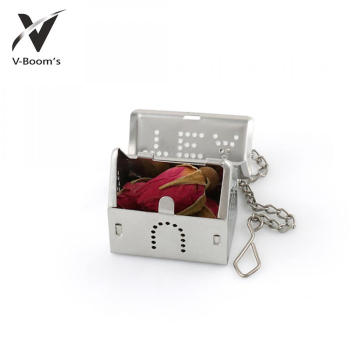 Stainless Steel English Loose Leave Tea Infuser