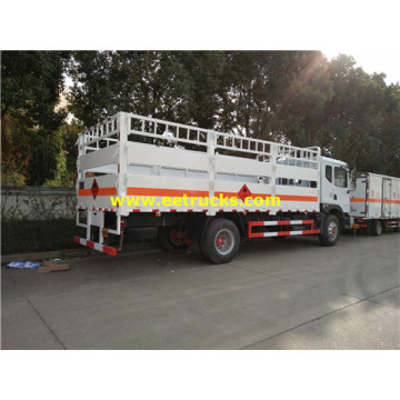 12ton 210hp Cargo Delivery Vehicles