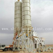 Popular Design for 30 Mobile Batch Machinery 30 Portable Construction Concrete Batching Plant export to Central African Republic Factory