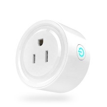 China Professional Supplier for China Wifi Smart Plug,Wifi Enabled Smart Plug,Mini WiFi Smart Plug Manufacturer and Supplier Wifi Smart Plug 10A Socket Wireless Outlet US export to Rwanda Exporter