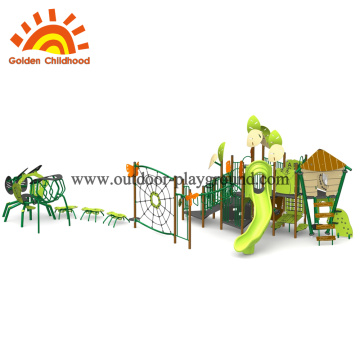 Rotational Mould Outdoor Children playground equipment