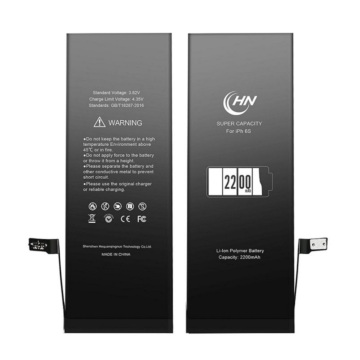 Super kapasidad Apple iPhone 6s battery