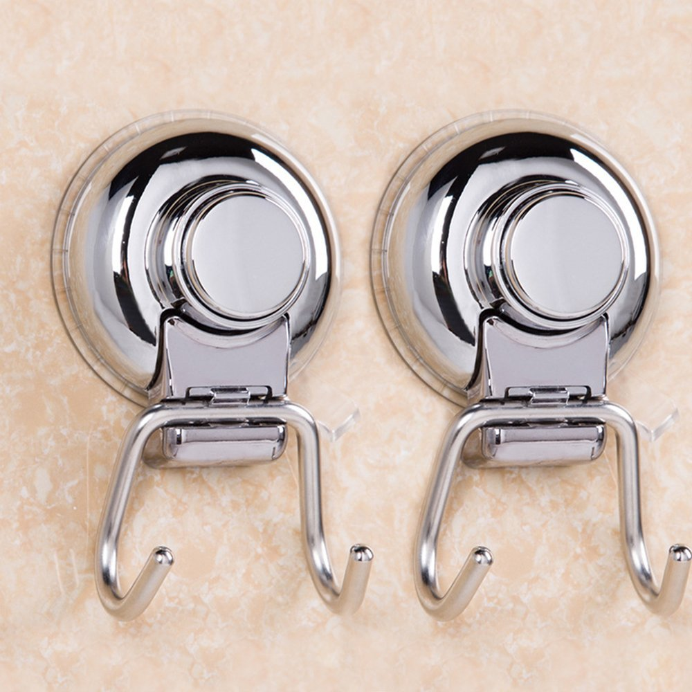 2pcs Lock Suction Hook