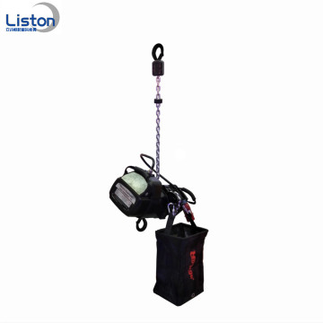 1000kg electric chain stage hoist for truss