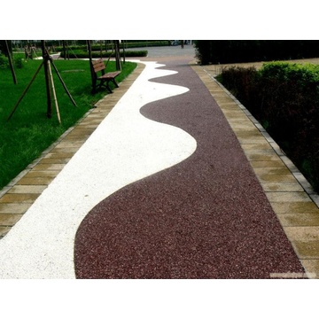 Wearable PU Glue Binder Adhesive Courts Sports Surface Flooring Athletic Running Track Non-slip Road Construction