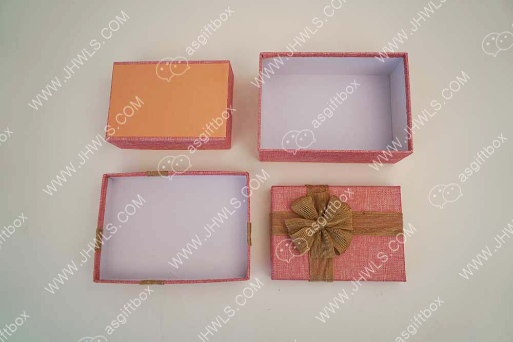Hat Present Box Sets