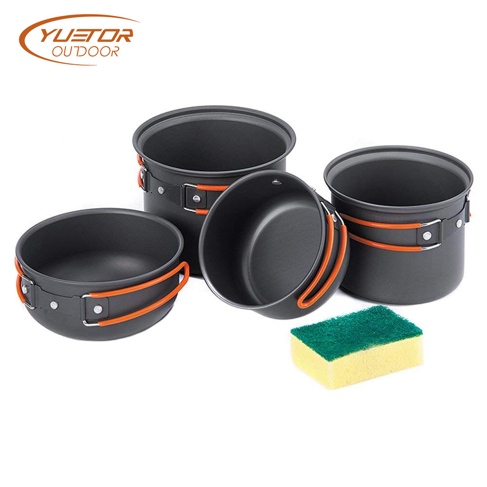 Outdoor Cooker Set
