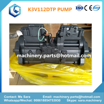 K3V112DTP Main Pump for SY215-8